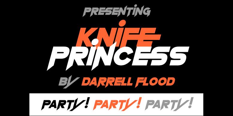 Thumbnail for Knife Princess