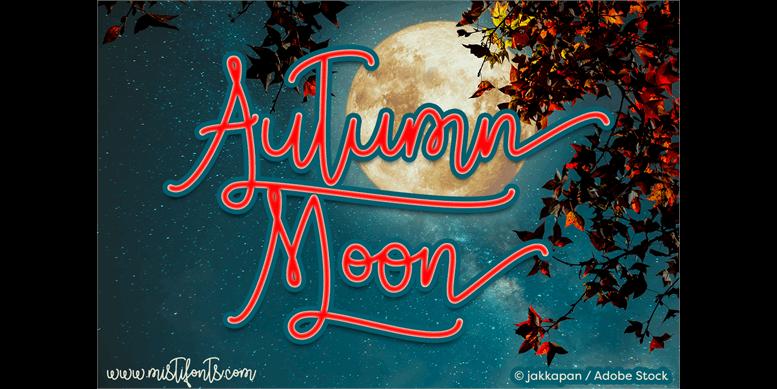 Thumbnail for Autumn Moon