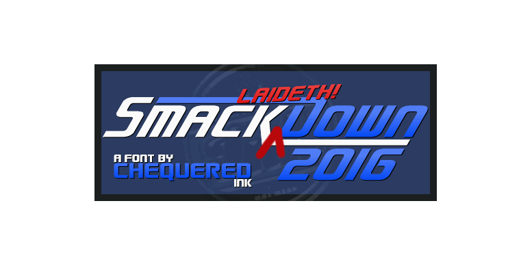 Thumbnail for Smack Laideth Down 2016