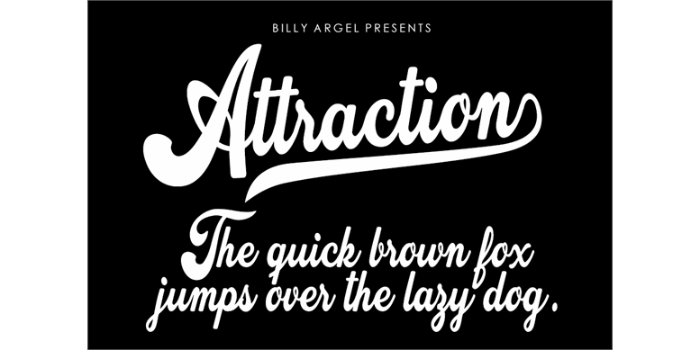 Thumbnail for Attraction Personal Use