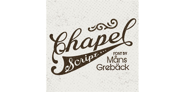 Thumbnail for Chapel Script PERSONAL USE