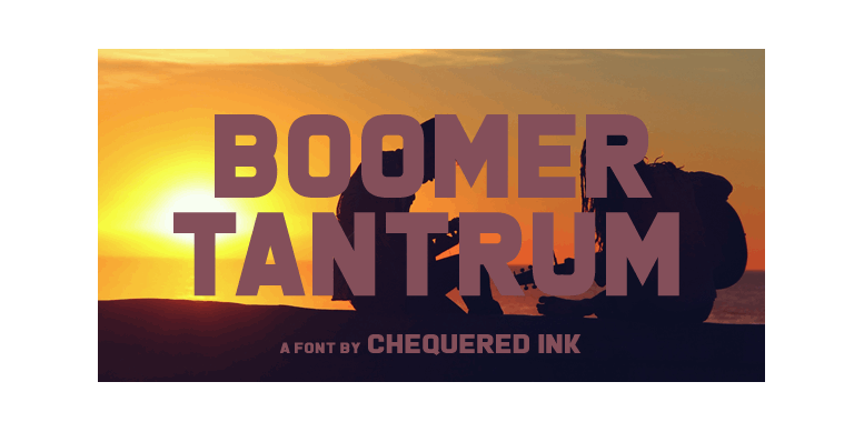 Thumbnail for Boomer Tantrum