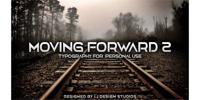 Thumbnail for Moving Forward II Personal Use