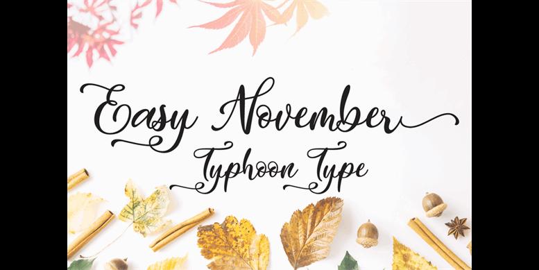 Thumbnail for Easy November