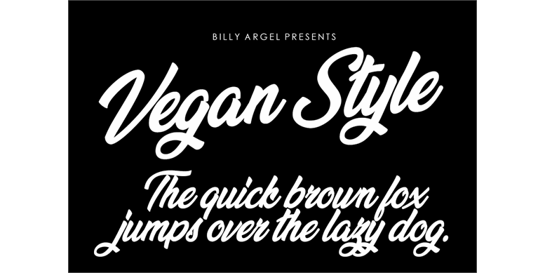 Thumbnail for Vegan Style Personal Use