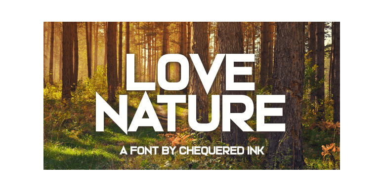 Thumbnail for Love Nature