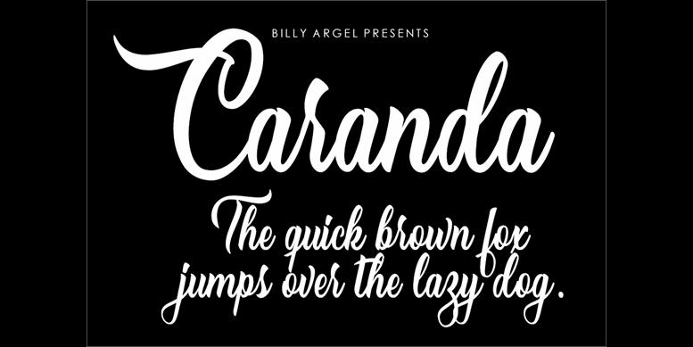 Thumbnail for Caranda Personal Use