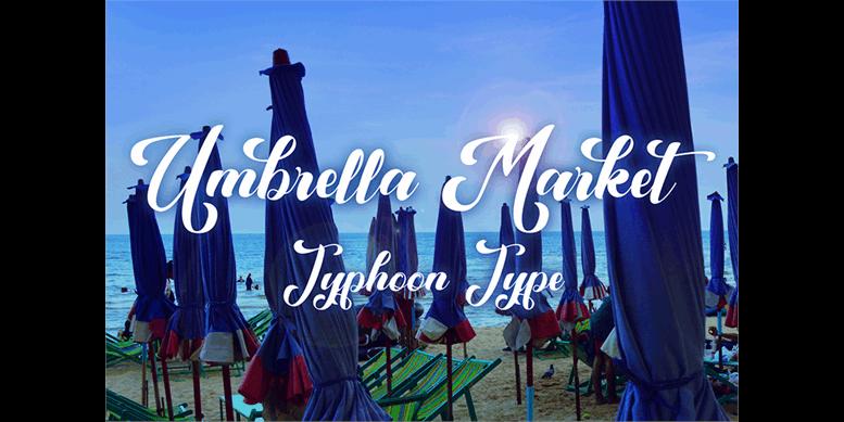 Thumbnail for Umbrella Market