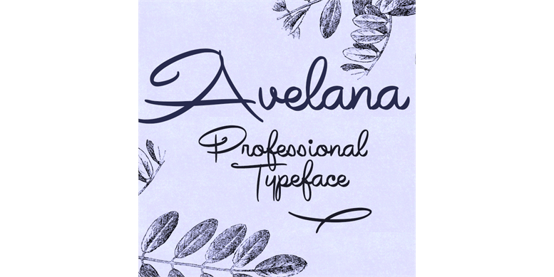 Thumbnail for Avelana Bold PERSONAL USE