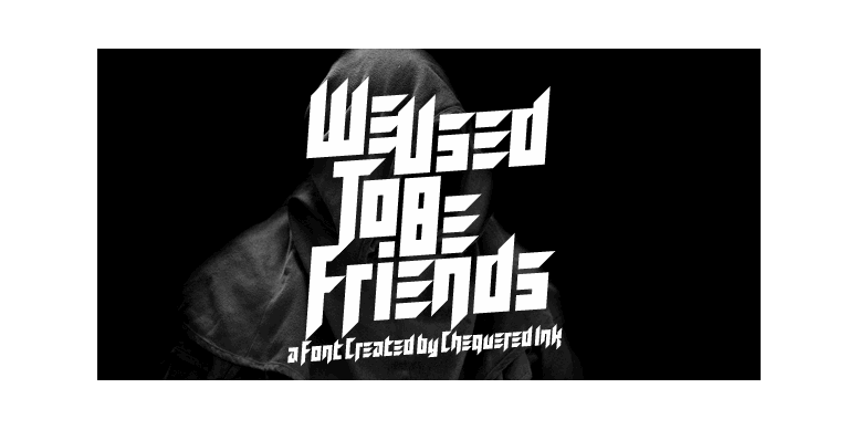 Thumbnail for We Used To Be Friends