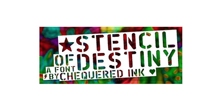 Thumbnail for Stencil of Destiny