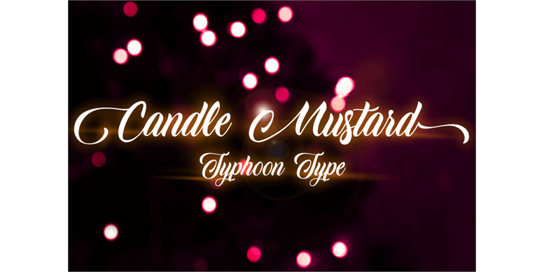 Thumbnail for Candle Mustard