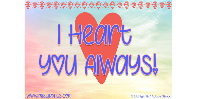 Thumbnail for I Heart You Always