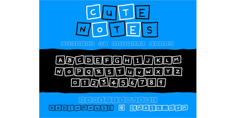 Thumbnail for Cute Notes