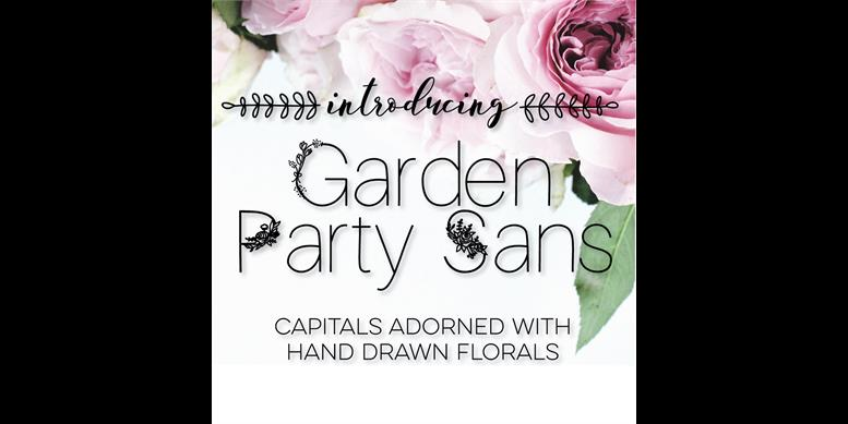 Thumbnail for GardenPartySans