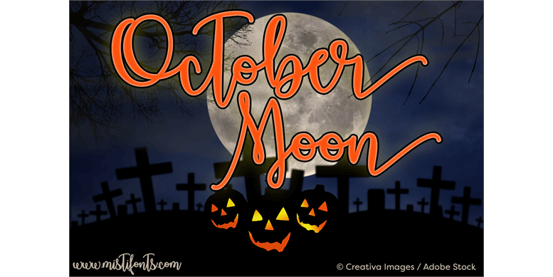 Thumbnail for October Moon