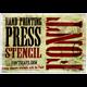 Thumbnail for Hand Printing Press Stencil_dem