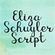 Thumbnail for KG Eliza Schuyler Script