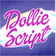 Thumbnail for Dollie Script Personal Use