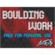 Thumbnail for Boulding Work St