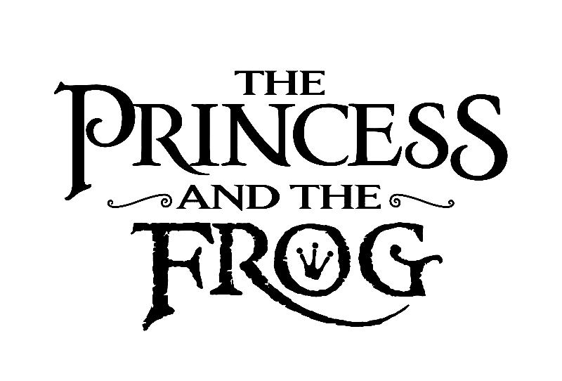 Image Gallery For Princess And The Frog Font Fontspace