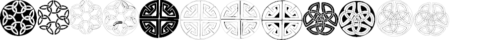 Preview image for Celtic Circledings
