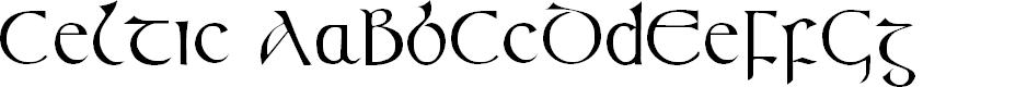 Preview image for Celtic (Plain):001.001