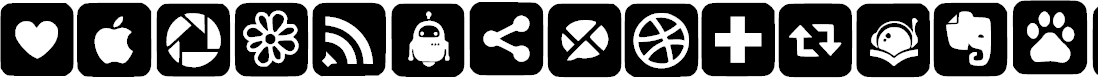 Preview image for SocialNetworkingSymbols3