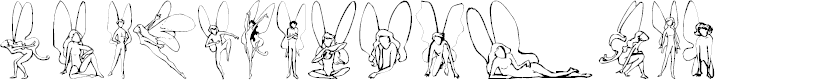 Preview image for SL Woodcut Faeries