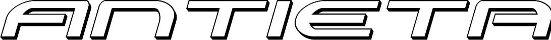 Preview image for Antietam 3D Italic
