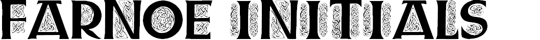 Preview image for Farnoe Initials