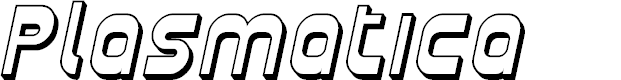 Preview image for Plasmatica Shaded Italic