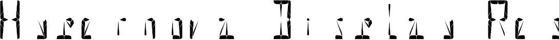 Preview image for Hypernova Display Regular