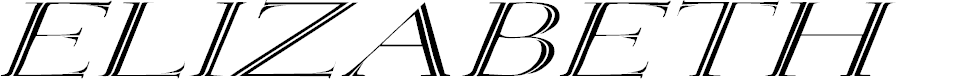 Preview image for Elizabeth Ex Italic
