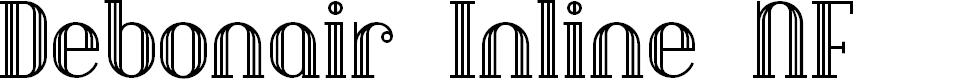 Preview image for Debonair Inline NF