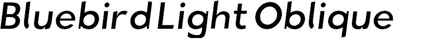 Preview image for Bluebird Light Oblique