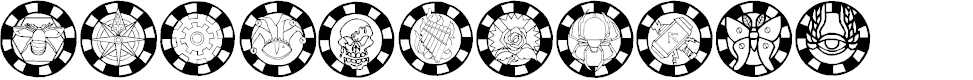 Preview image for Changeling Dingbats