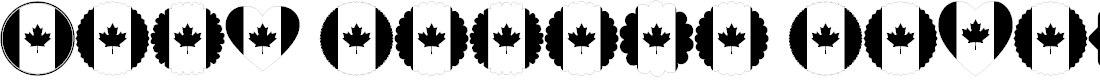 Preview image for Font Canada Color