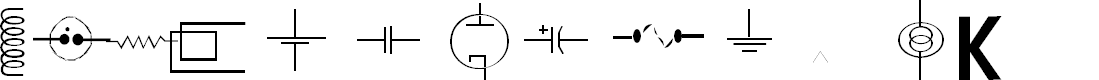Preview image for vac tube symbols v1.2
