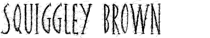 Preview image for Squiggley Brown