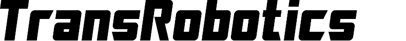 Preview image for SF TransRobotics Condensed Oblique