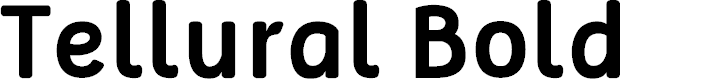 Preview image for Tellural Bold