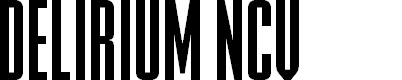 Preview image for DELIRIUM NCV