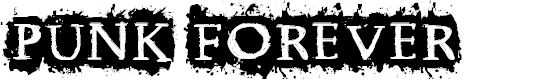 Preview image for CF Punk Forever Regular