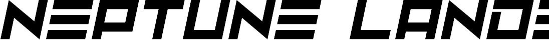 Preview image for Neptune Lander Italic