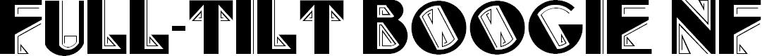 Preview image for Full-Tilt Boogie NF
