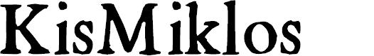 Preview image for KisMiklos