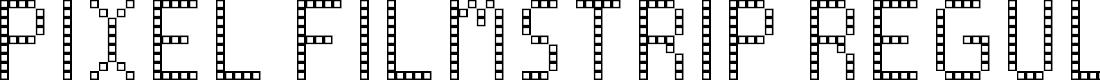 Preview image for Pixel Filmstrip Regular