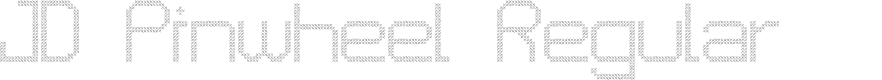 Preview image for JD Pinwheel Regular