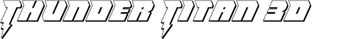 Preview image for Thunder Titan 3D